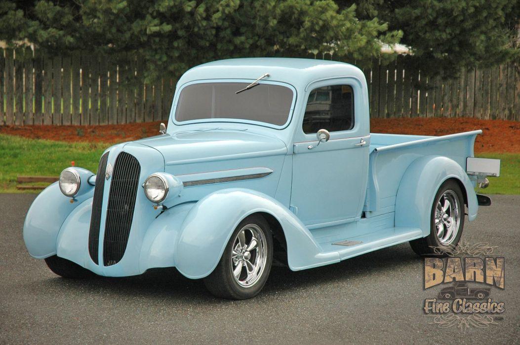 1937 Plymouth Pickup Hot Rod Rods Hotrod USA 1504x1000-01 wallpaper