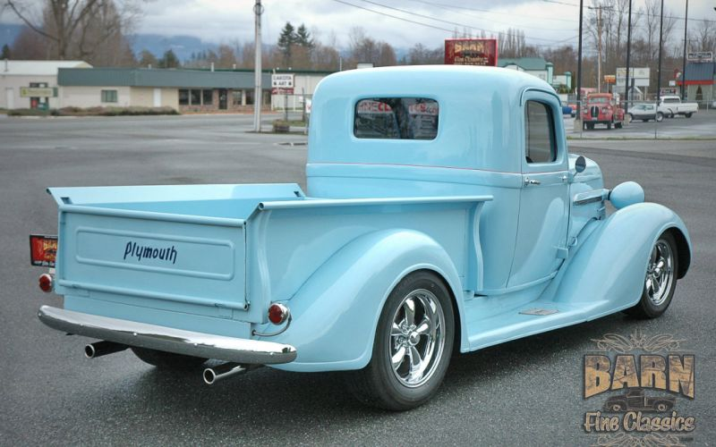 1937 Plymouth Pickup Hot Rod Rods Hotrod USA 1680x1050-04 wallpaper