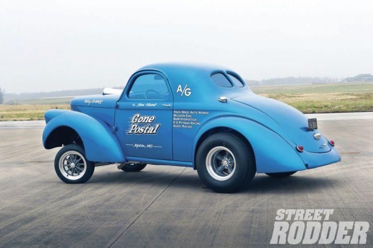 1939 Willys Drag Hot Rod Hotrod Gasser USA 1500x1000-02 wallpaper