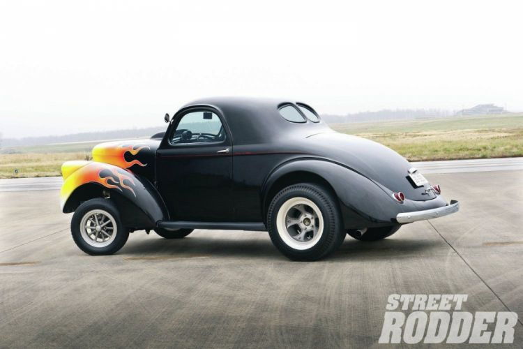 1939 Willys Drag Hot Rod Hotrod Gasser USA 1500x1000-04 wallpaper