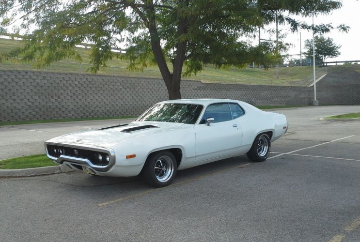 1971 cars classic gtx muscle plymouth road runner USA wallpaper
