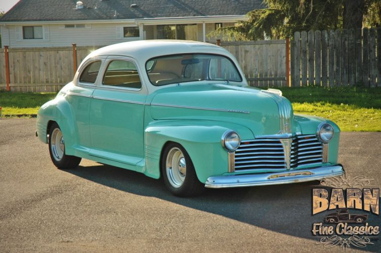 1941 Pontiac Torpedo Coupe Hot Rod Custom USA 1504x1000-02 wallpaper