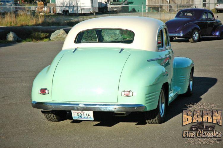1941 Pontiac Torpedo Coupe Hot Rod Custom USA 1504x1000-05 wallpaper
