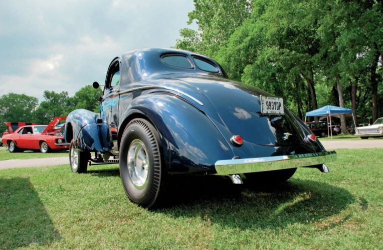 1941 Willys Drag Hot Rod Hotrod Gasser USA 2048x1340-09 wallpaper