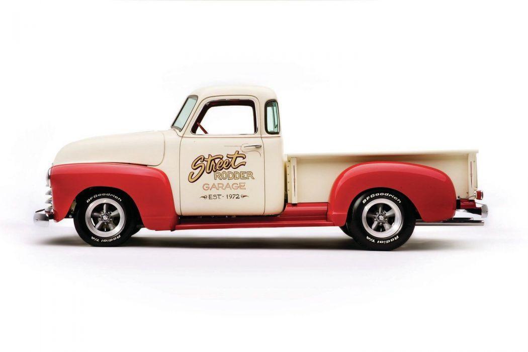 1947 Chevrolet Chevy Pickup Hot Rod Hotrod Custom USA 1500x1000-01 wallpaper