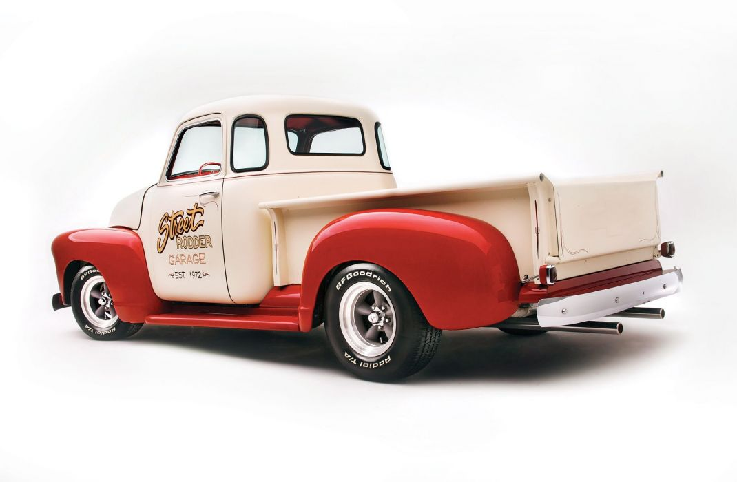 1947 Chevrolet Chevy Pickup Hot Rod Hotrod Custom USA 2048x1340-02 wallpaper