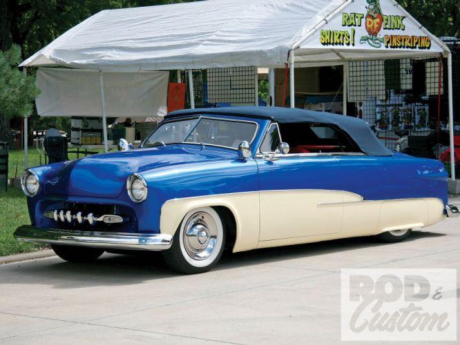1951 Ford Leadsled Custom Lowrider USA 1600x1200 (01) wallpaper