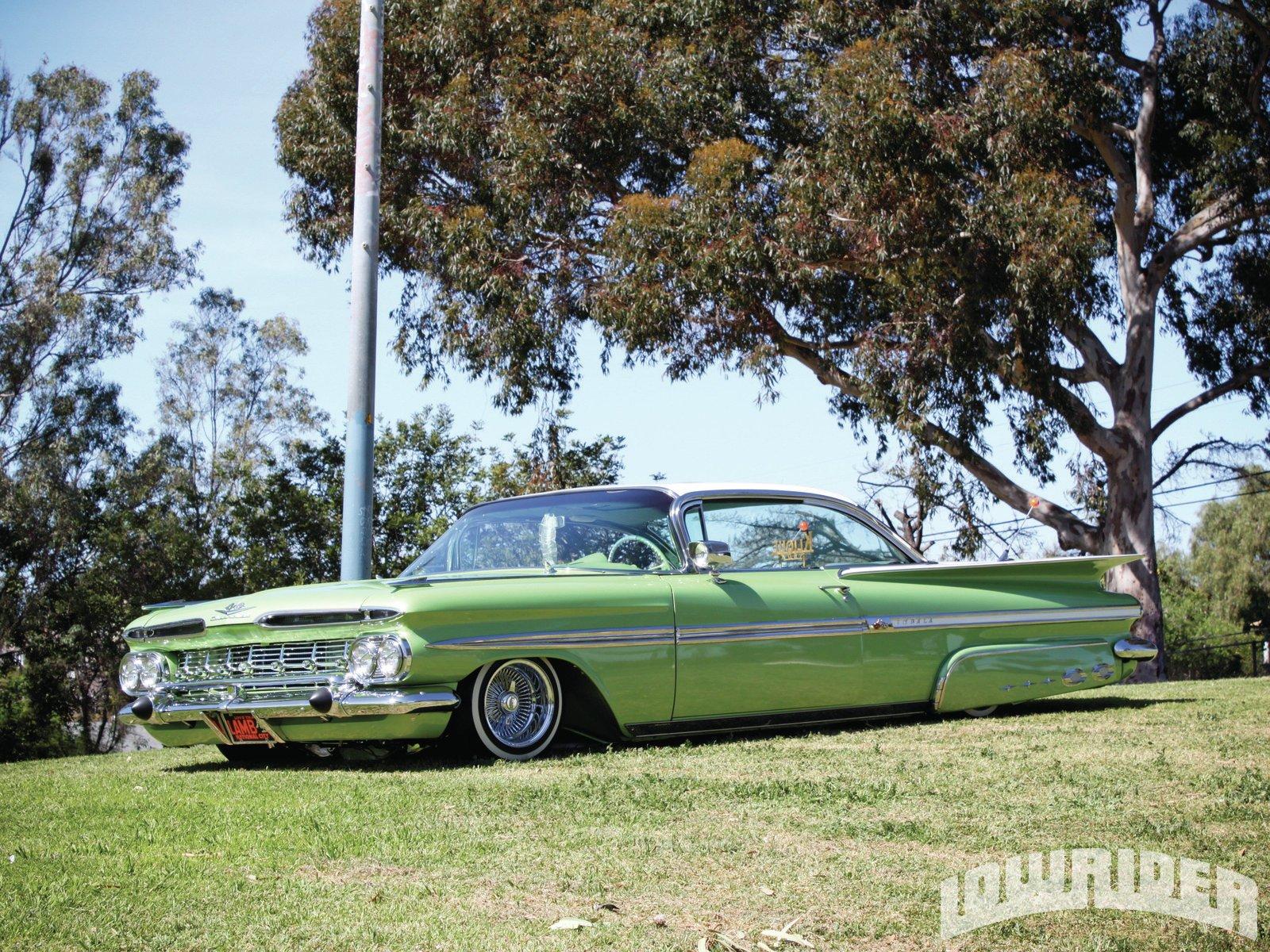 1959 Chevrolet Chevy Impala Custom Lowrider Usa 1600x1200