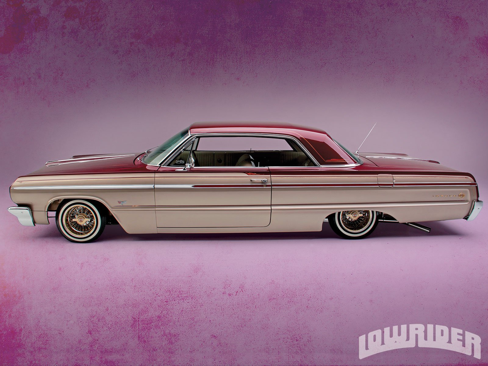 1964 Chevrolet Chevy Impala Custom Lowrider Usa 1600x1200