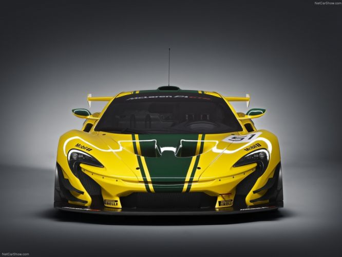 2015 cars edition GTR limited McLaren racecars wallpaper