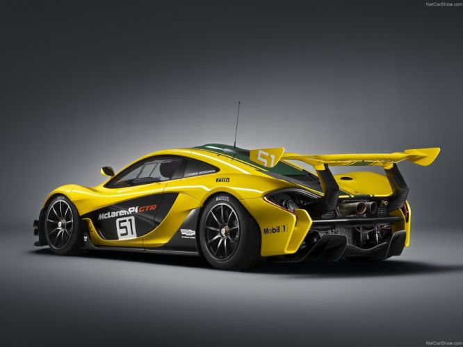 2015 cars edition GTR limited McLaren racecars wallpaper
