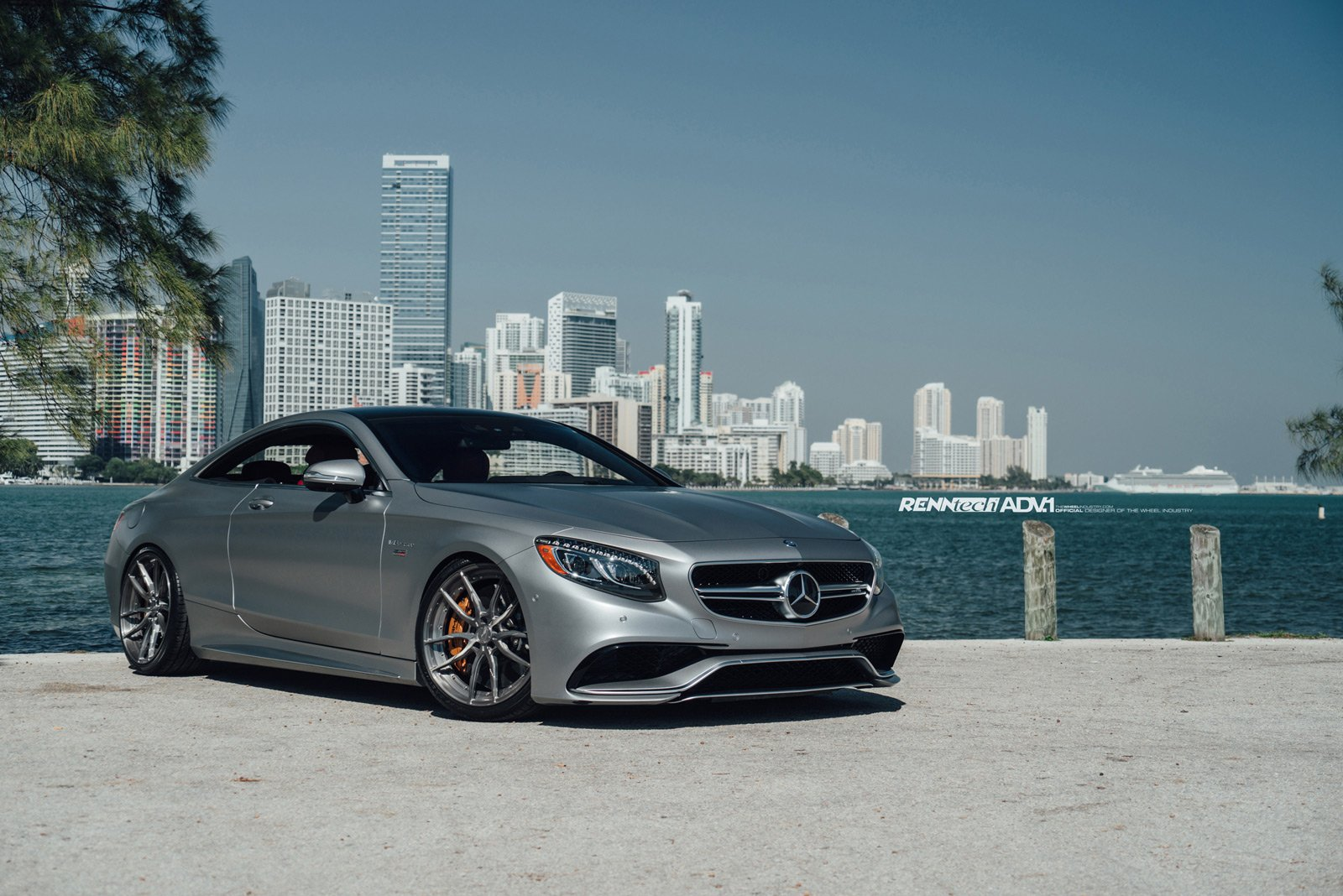 S 63 Amg Wallpaper: 2015 ADV1 Cars Coupe Tuning Wheels MERCEDES S63 AMG