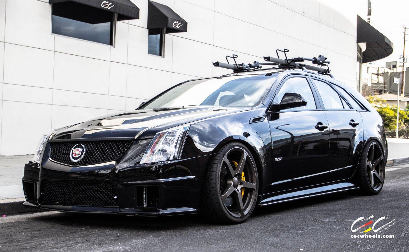 2015 cars cec tuning wheels cadillac
