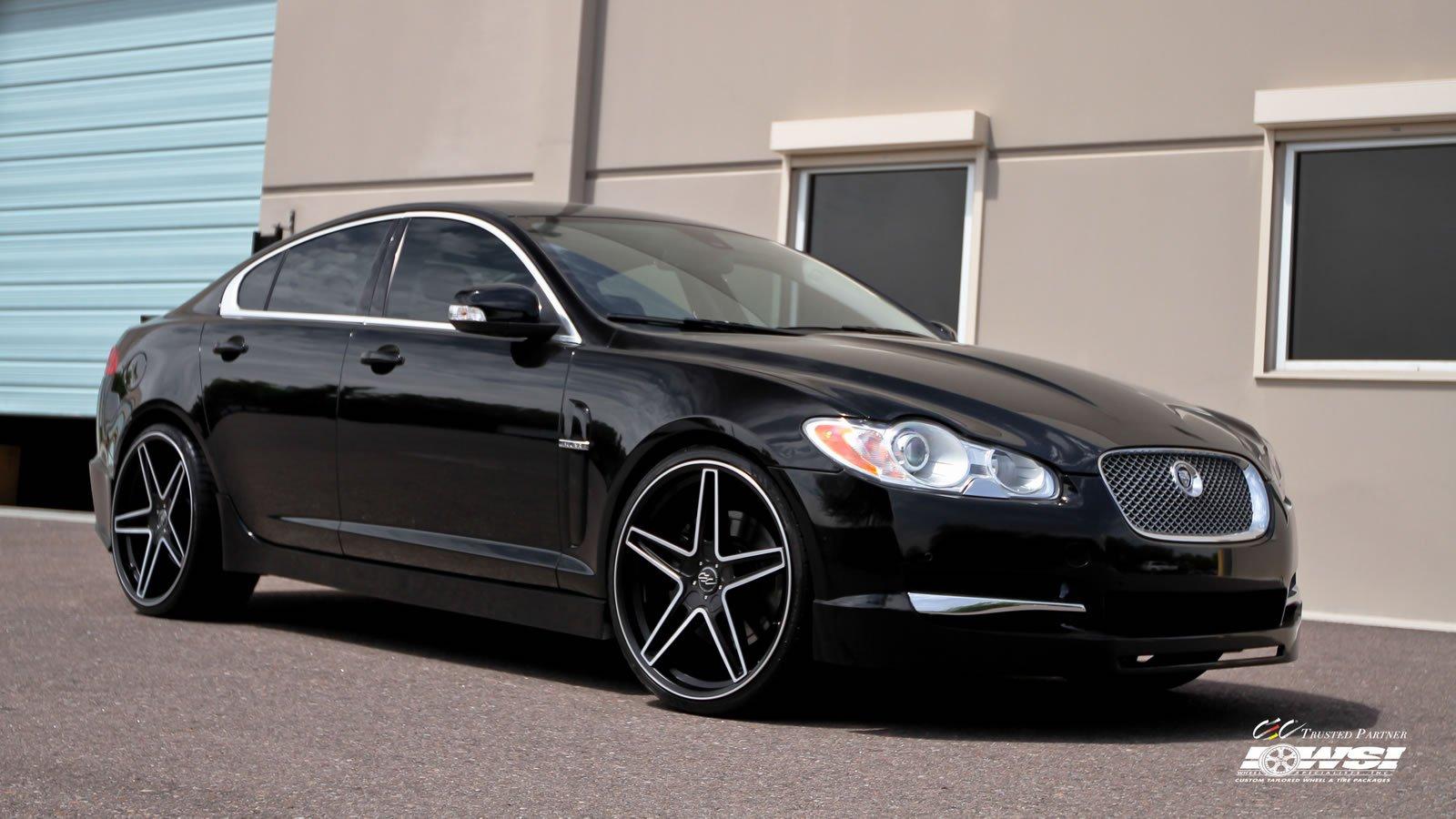 2015 cars cec jaguar xf sedan tuning wheels wallpaper 1600x900 625513 wallpaperup. Black Bedroom Furniture Sets. Home Design Ideas