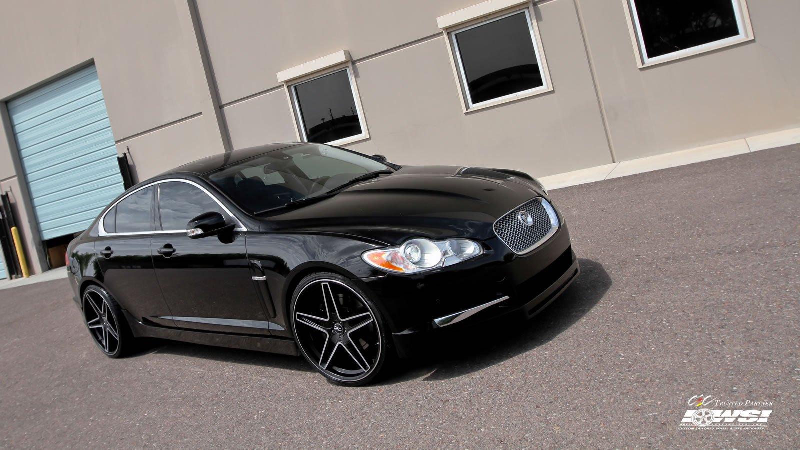 2015 cars cec jaguar xf sedan tuning wheels wallpaper 1600x900 625516 wallpaperup. Black Bedroom Furniture Sets. Home Design Ideas