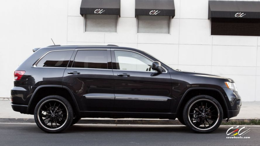2015 cars CEC Jeep Grand Cherokee suv Tuning wheels wallpaper