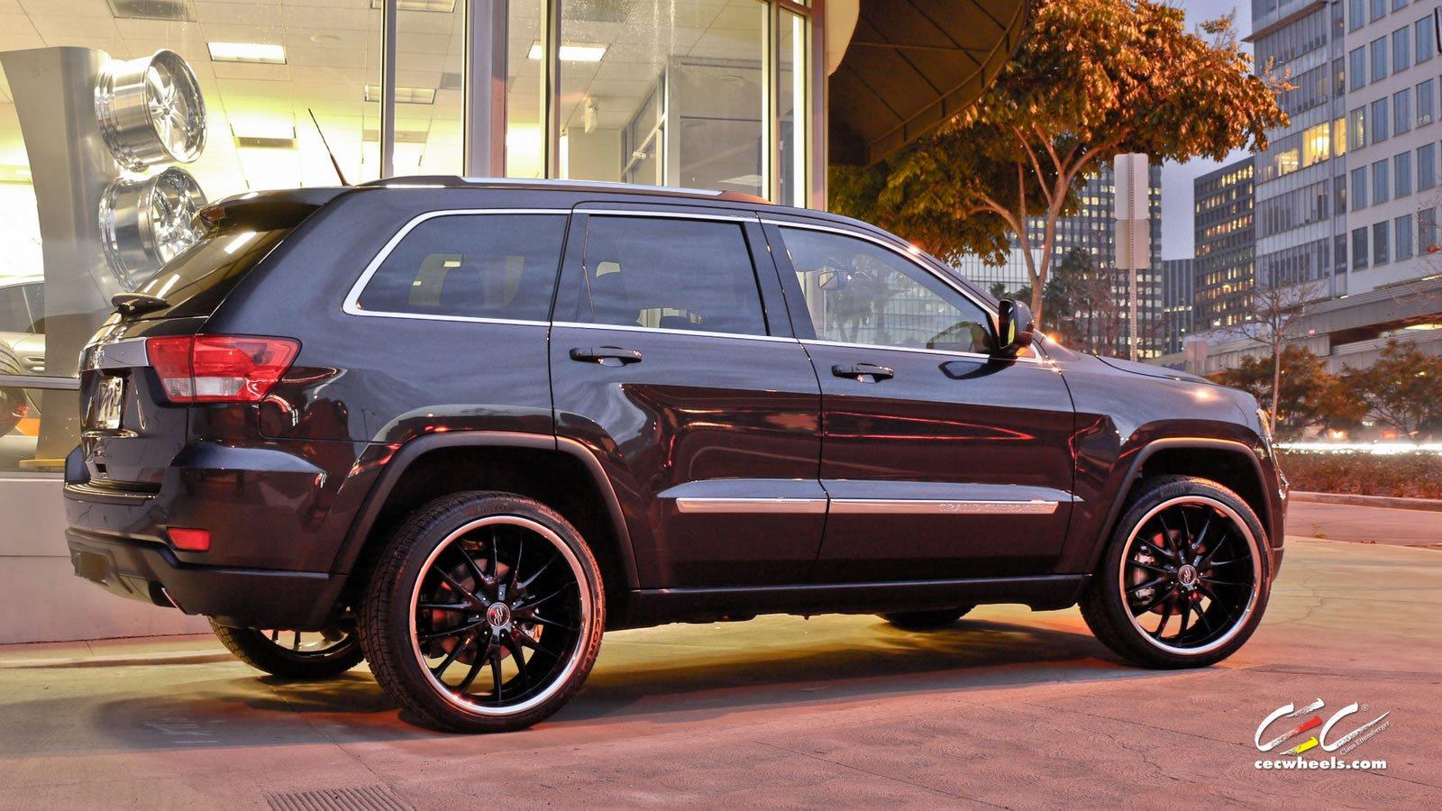 2015 cars cec jeep grand cherokee suv tuning wheels. Black Bedroom Furniture Sets. Home Design Ideas