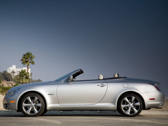 Lexus SC 430 cars convertible wallpaper