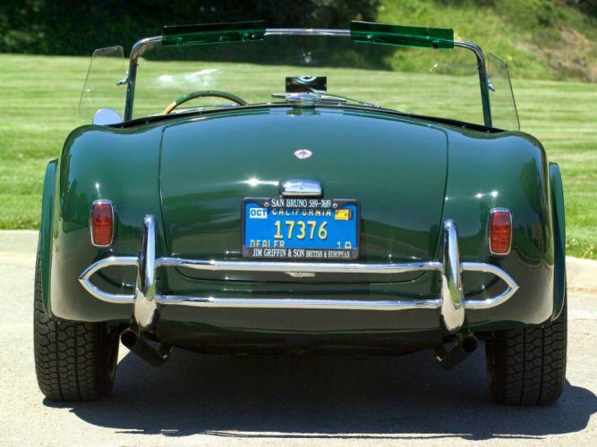 Shelby Cobra 289 MkII) 1964 cars classic wallpaper