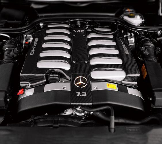 AMG Engine wallpaper
