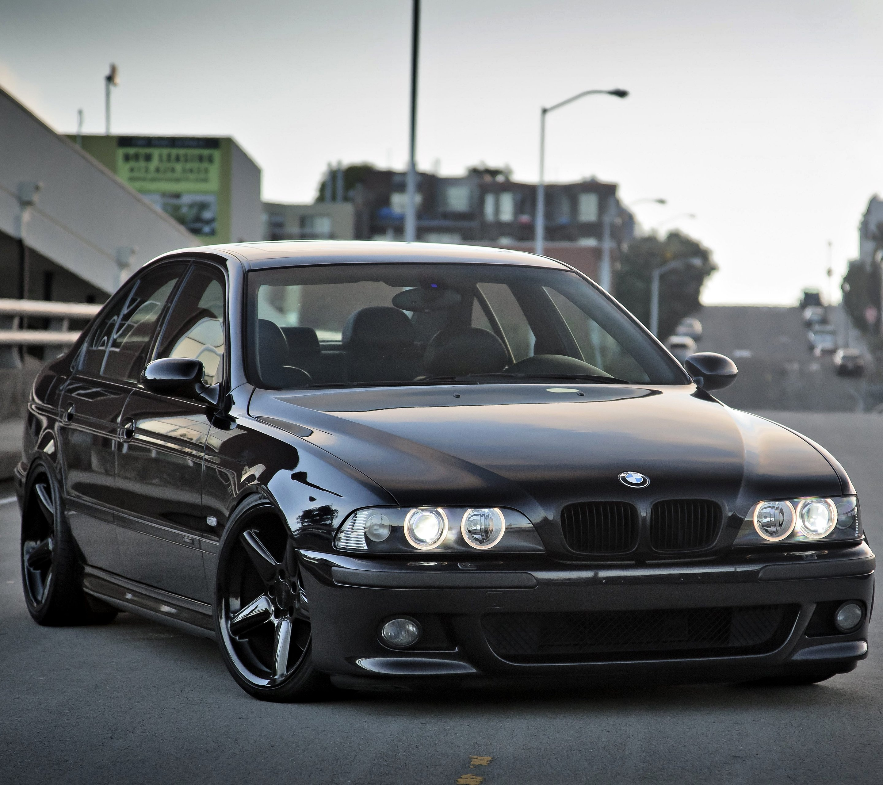 Bmw Wallpapers And Backgrounds: BMW E39 M5 Wallpaper