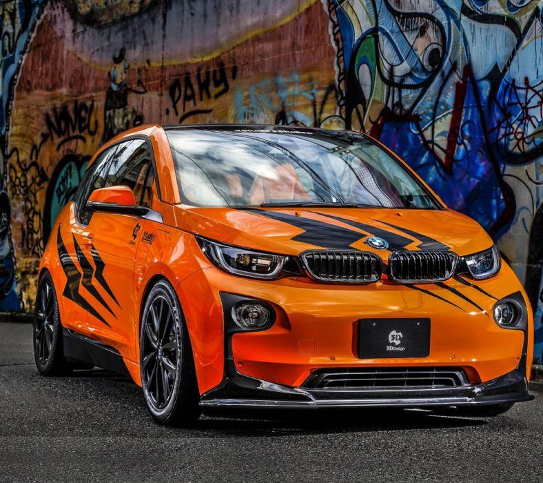 BMW i3 wallpaper