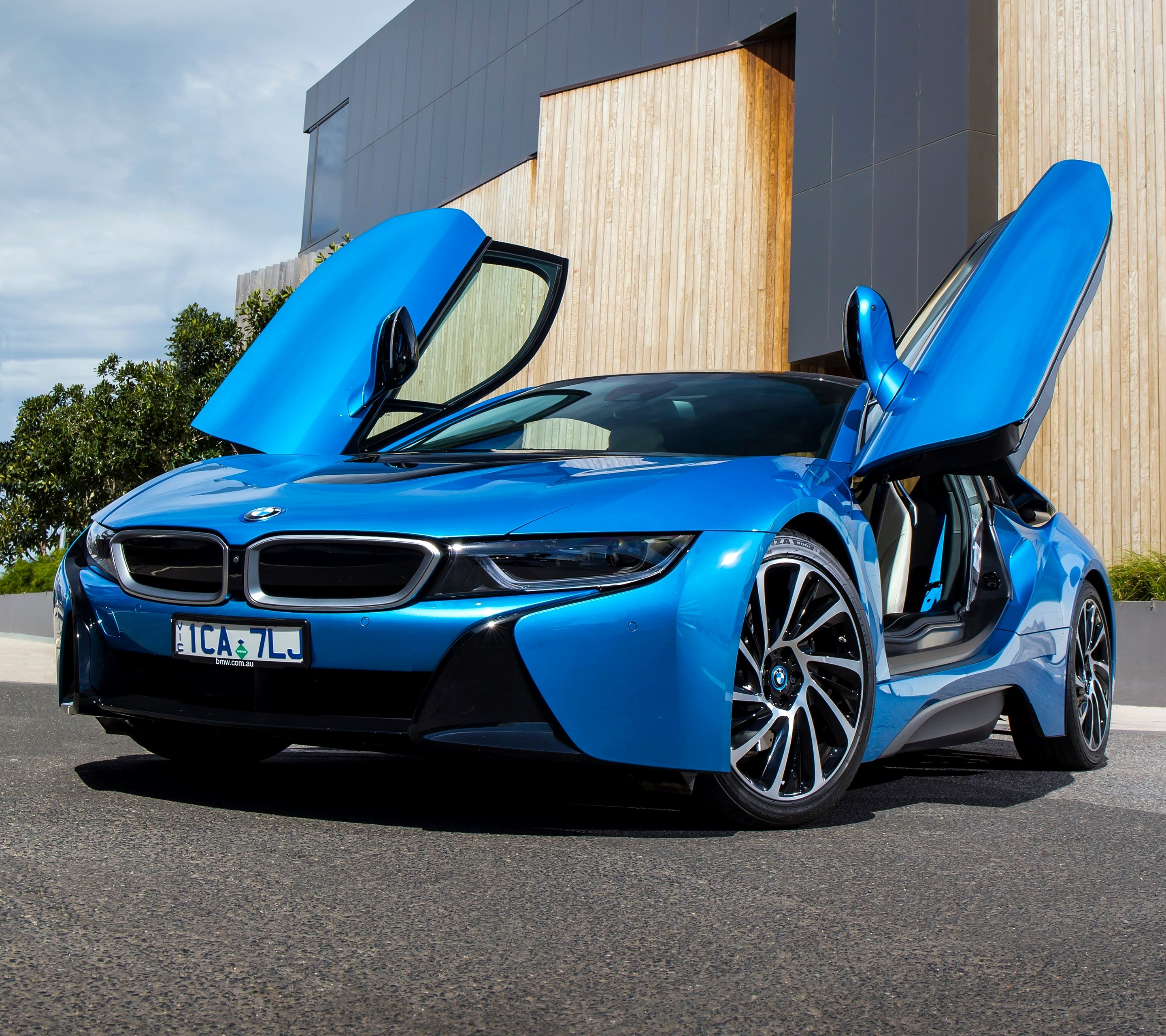 Bmw Wallpapers And Backgrounds: BMW I8 Wallpaper