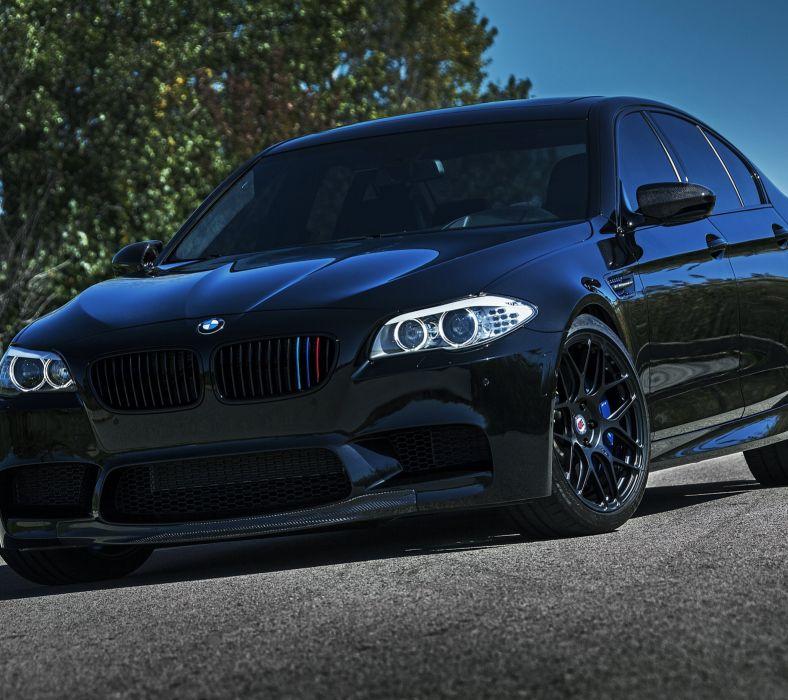BMW M5+ wallpaper