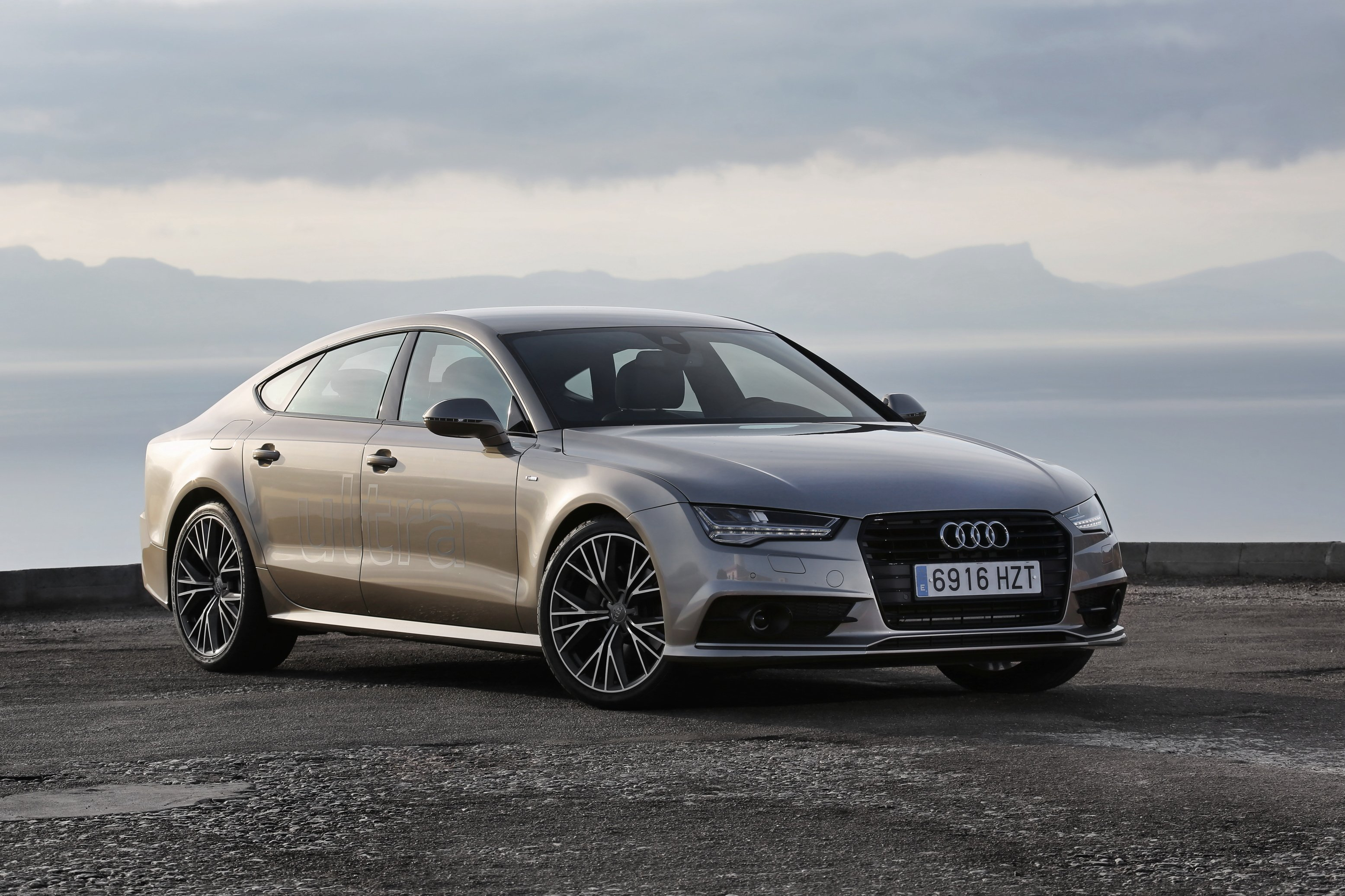 Audi A7 Sportback 3 0 TDI ultra S-Line 2014 cars wallpaper ...