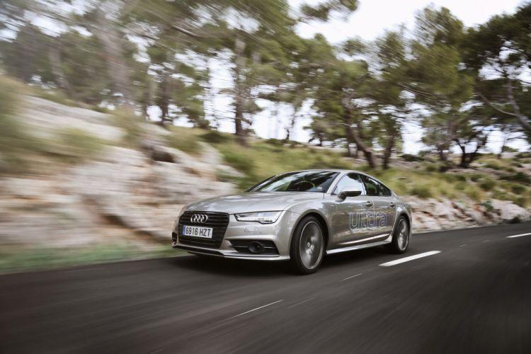 Audi A7 Sportback 3 0 TDI ultra S-Line 2014 cars wallpaper