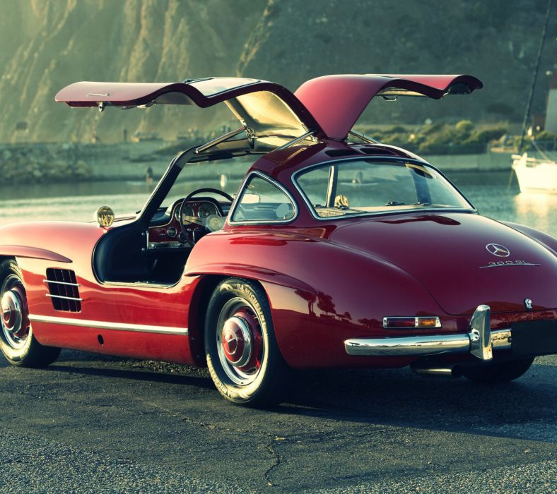 Gullwing wallpaper