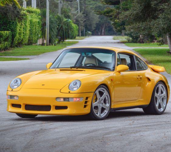 Porsche Turbo (2) wallpaper