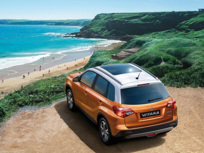 Suzuki Vitara 2015 cars suv wallpaper