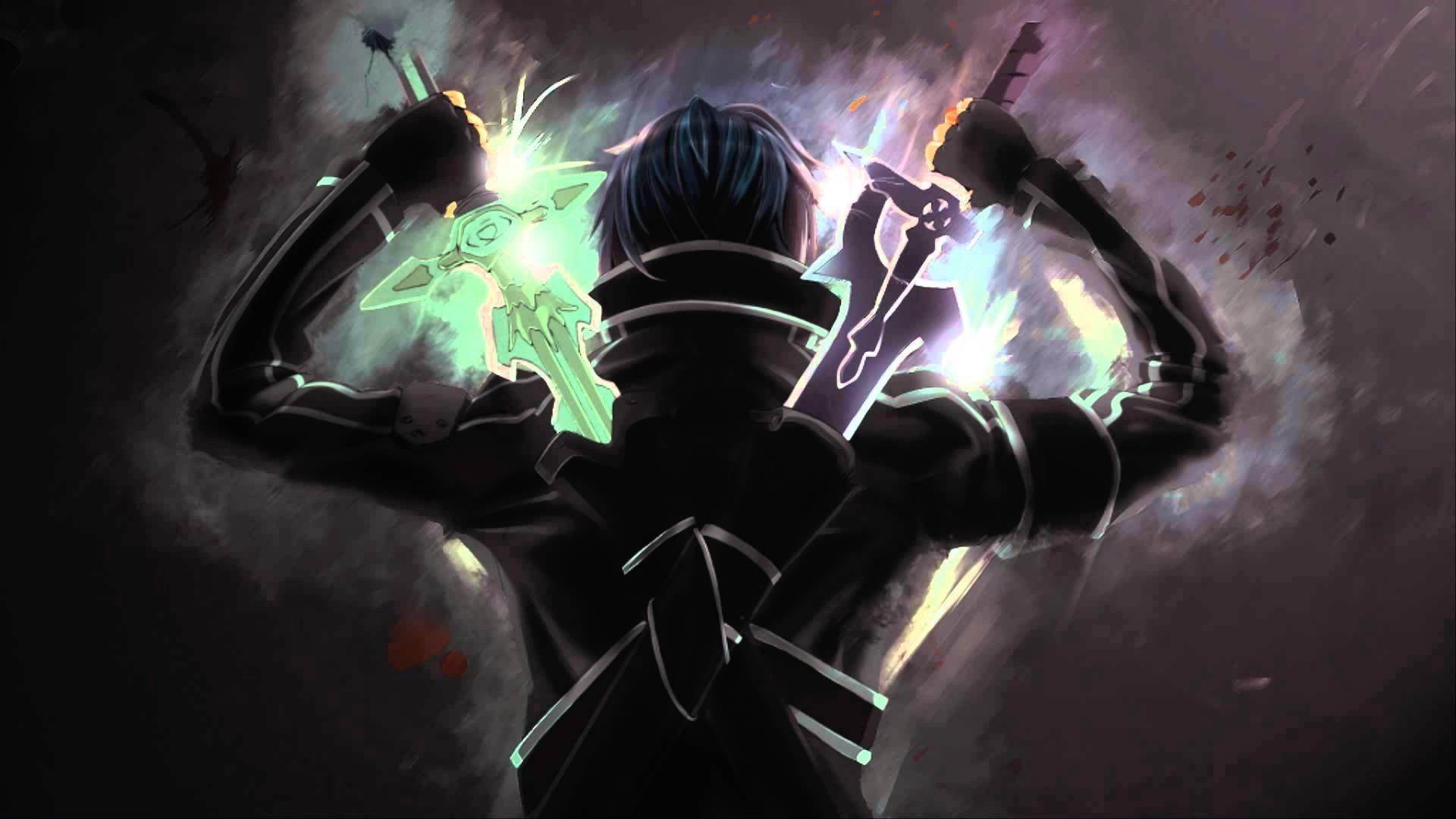 sword art online ii animation fighting sci