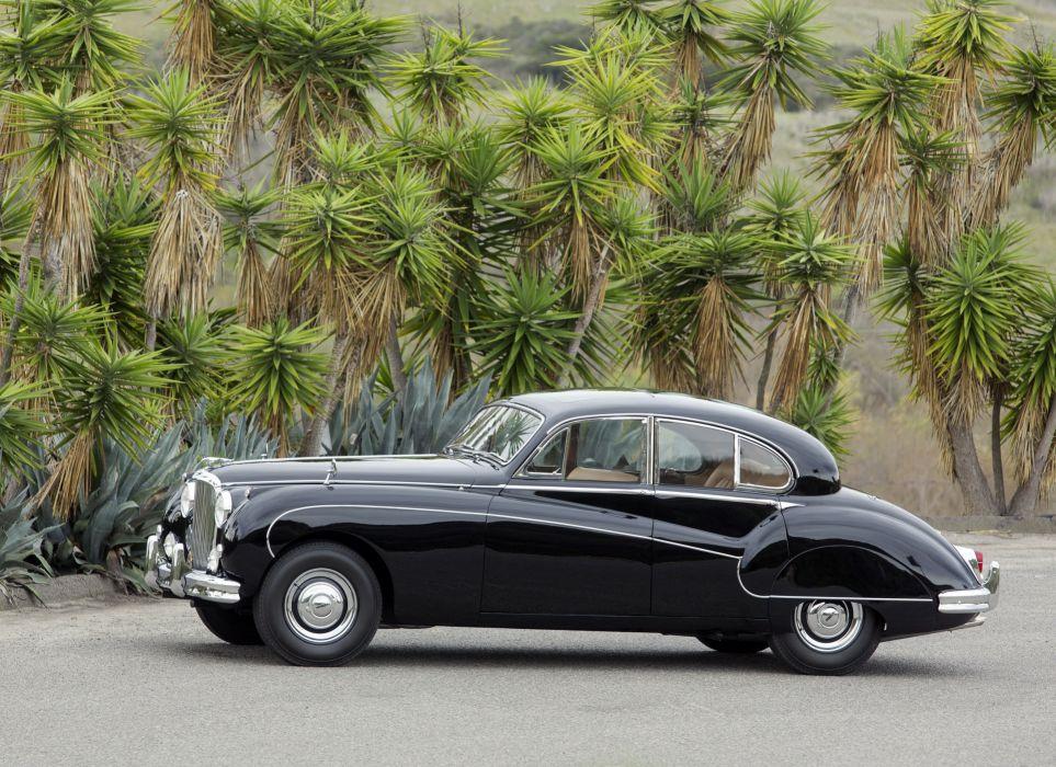 Jaguar Mark IX US-spec 1959 classic cars wallpaper