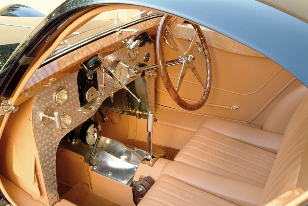 Bugatti Type-51 Dubos Coupe 1931 classic cars wallpaper