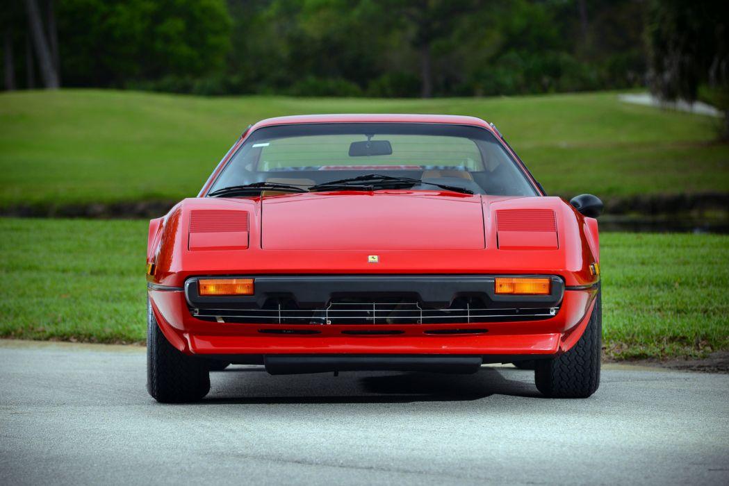1976 Ferrari 308 GTB coupe classic cars wallpaper