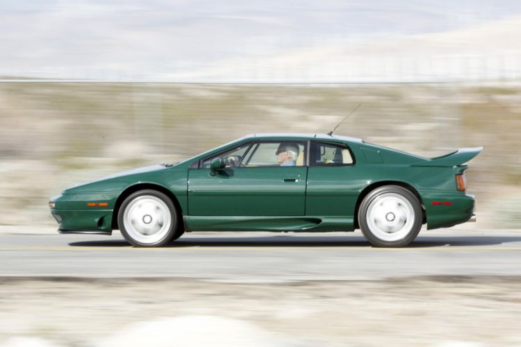Lotus Esprit S4s Coupe classic cars 1995 wallpaper
