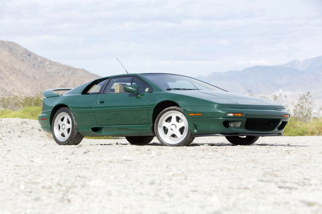 Lotus Esprit S4s Coupe classic cars 1995 wallpaper