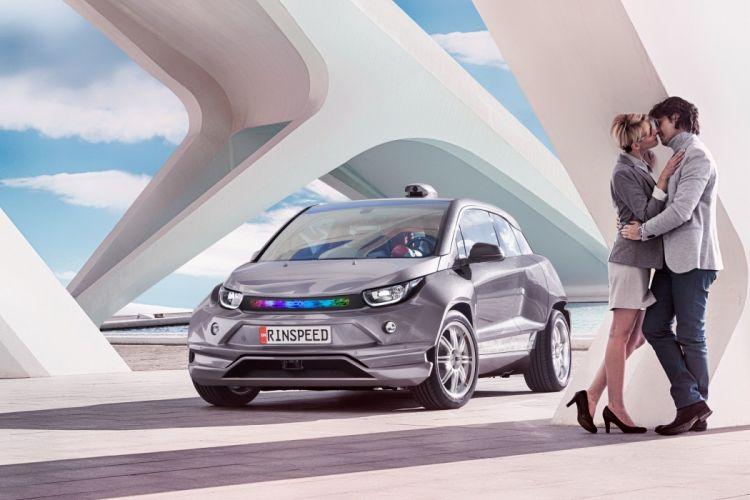 Rinspeed Budii cars concept 2015 wallpaper