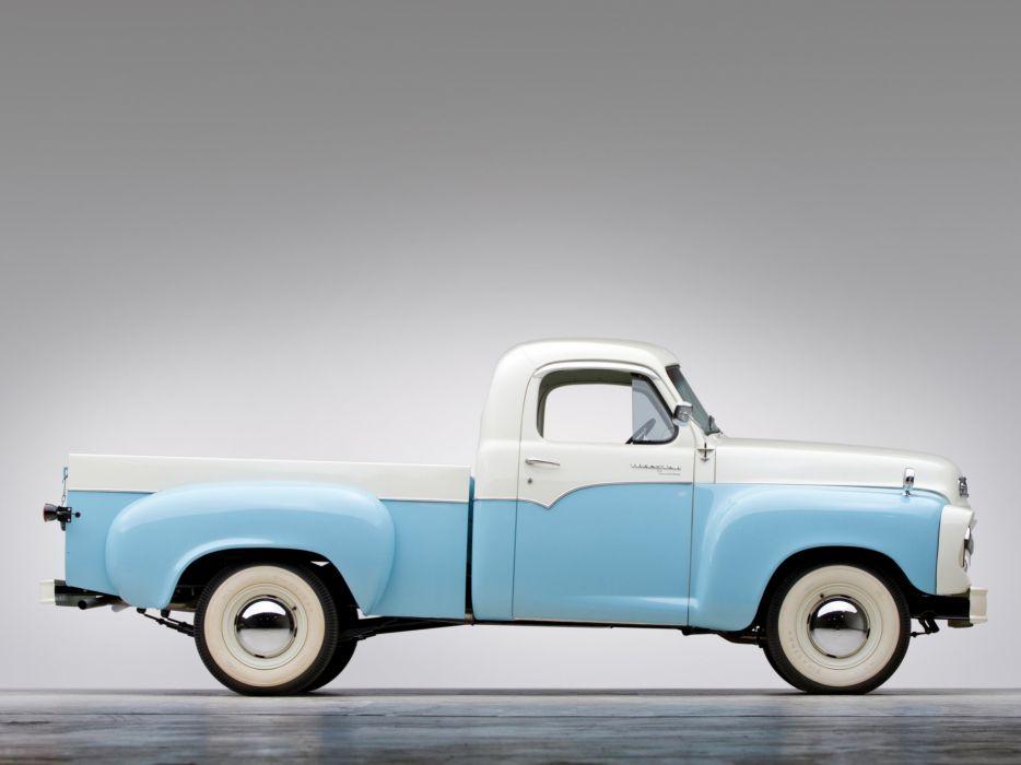 1958 Studebaker Transtar Deluxe Pickup classic cars wallpaper