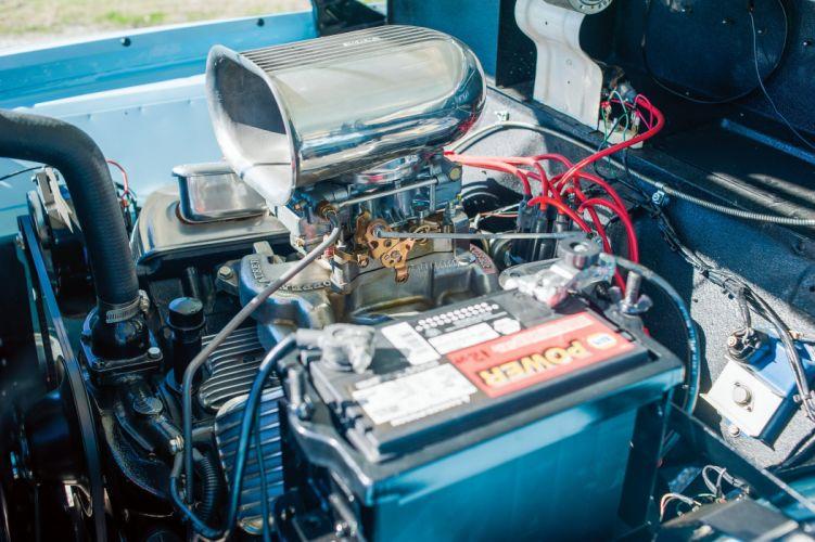 1958 Studebaker Transtar Deluxe Pickup classic cars engine wallpaper