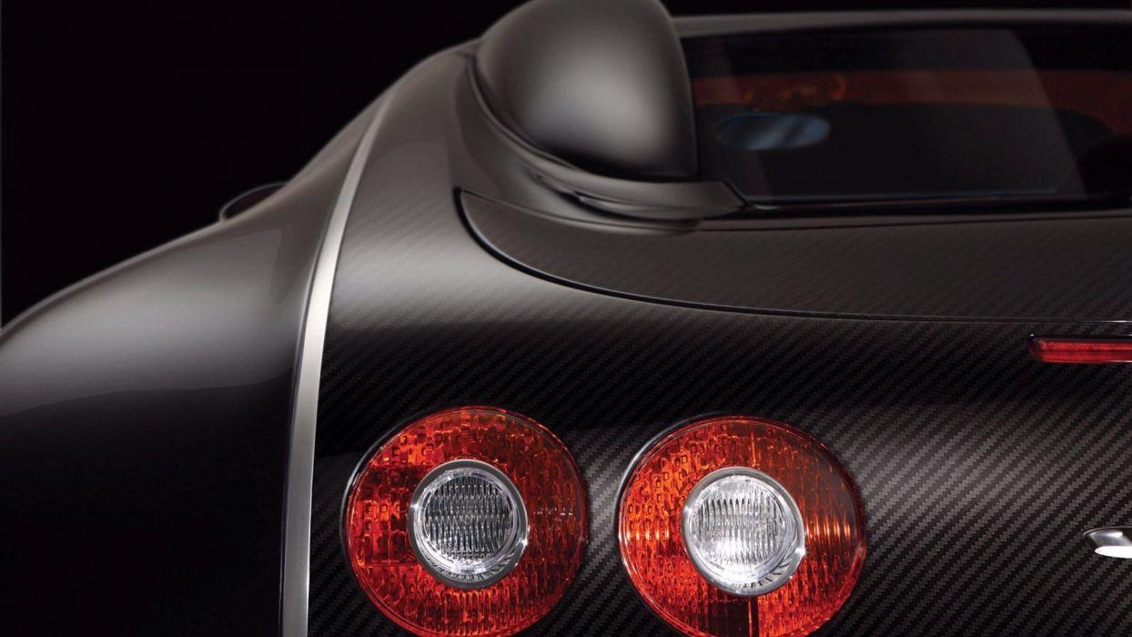Bugatti Details wallpaper
