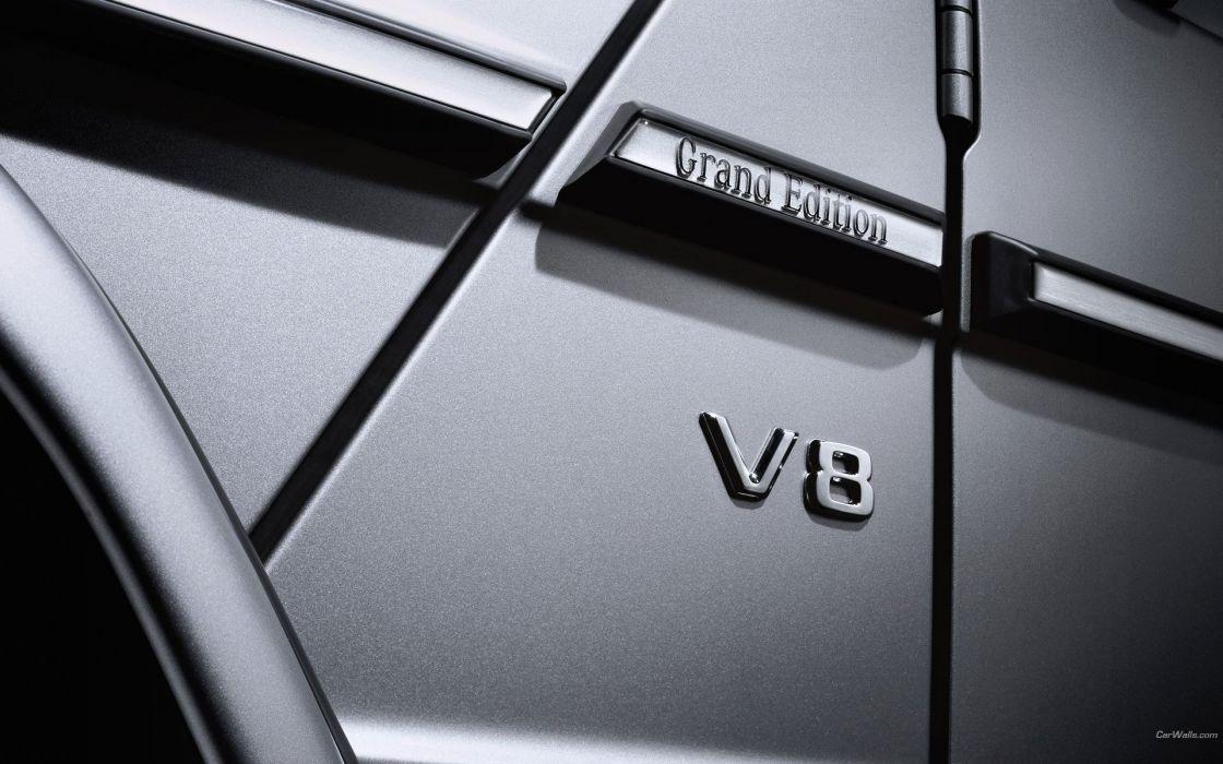 Grand Edition V8 wallpaper