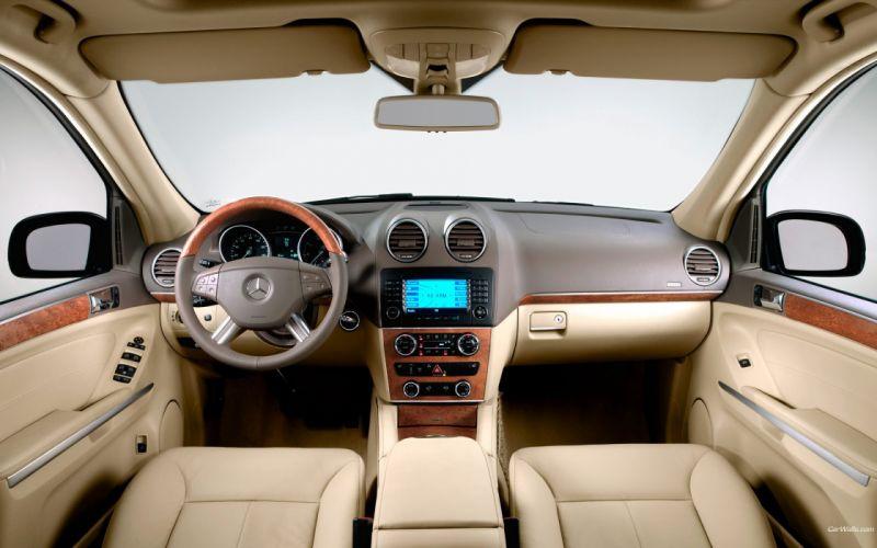 Mercedes Cockpit wallpaper