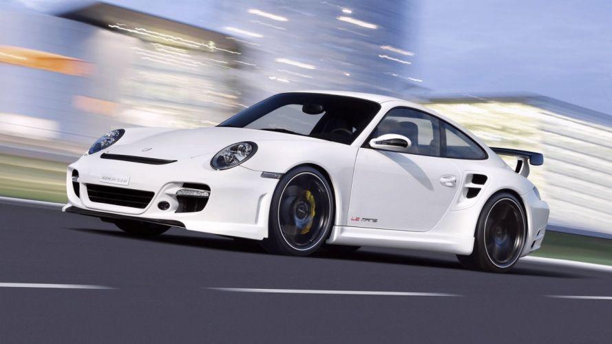 Porsche Le Mans wallpaper
