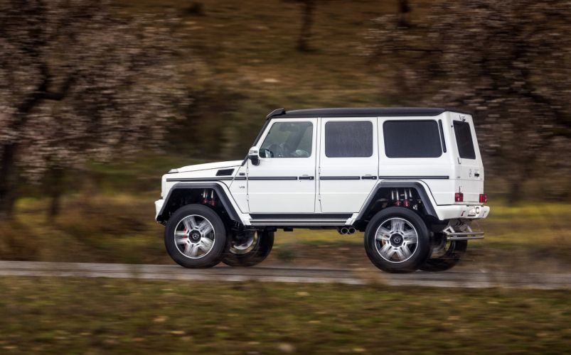 2015 4x4-2 benz cars Concept G500 Mercedes wallpaper