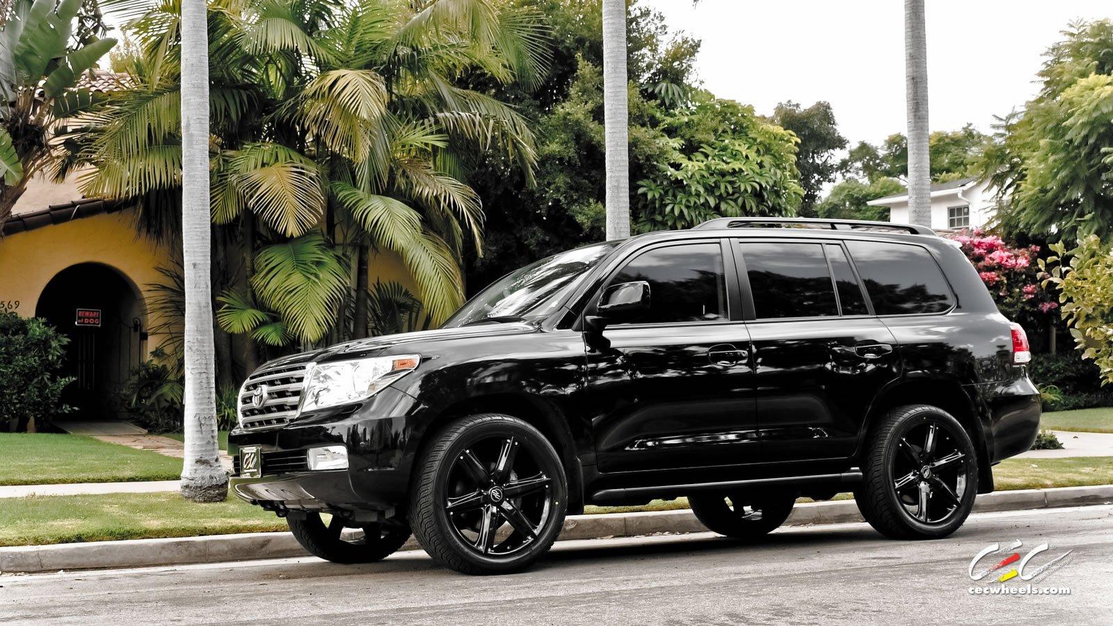 2015 cars CEC Tuning wheels Toyota Land Cruiser suv ...