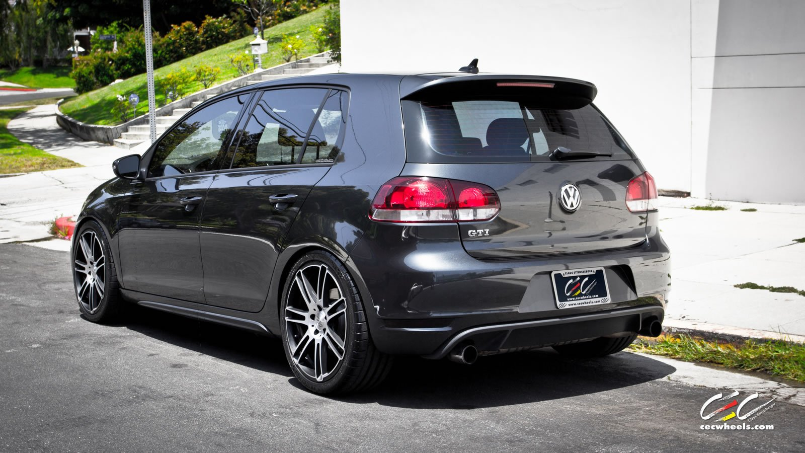 2015 Cars Cec Tuning Wheels Vw Golf Gti Wallpaper