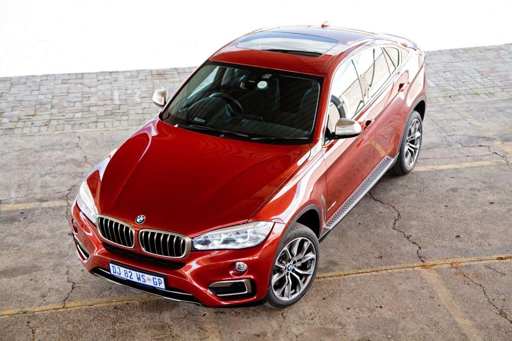 BMW X6 xDrive50i 2015 suv cars wallpaper